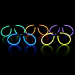 Assorted Glow Glasses (50-Pack)