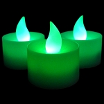 LED Flicker Candles- Jade